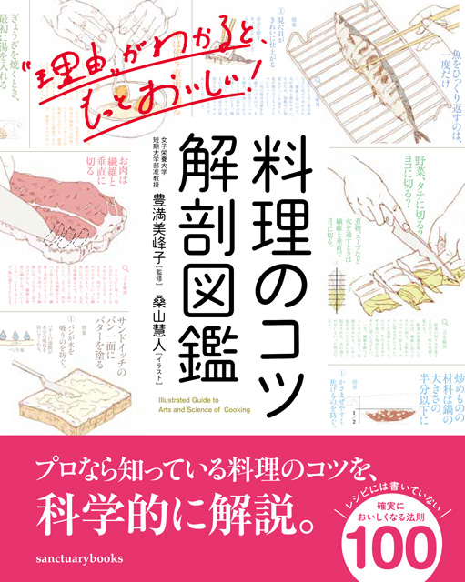 料理のコツ 解剖図鑑 1