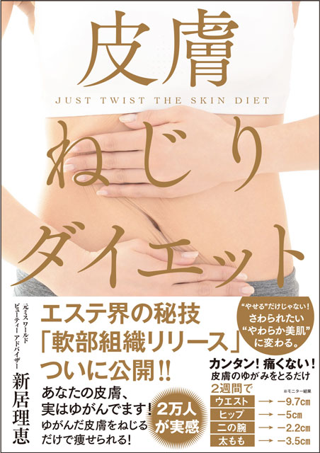 皮膚ねじりダイエット 1